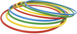 Hula Hoops - Click to Select Size & Colour