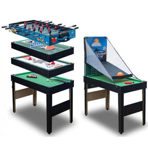 "Carromco Multi Game Table 16 in 1 48"" (122cm)"