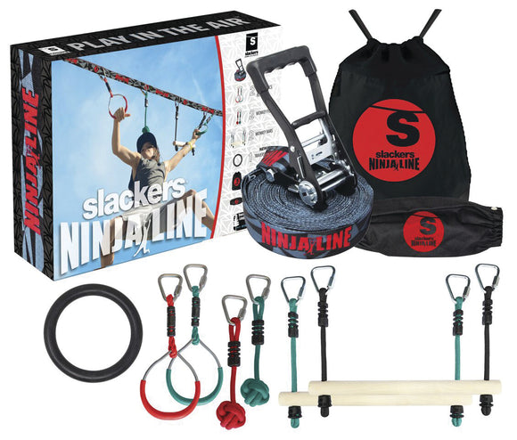 Slackers Ninja Line Intro Kit