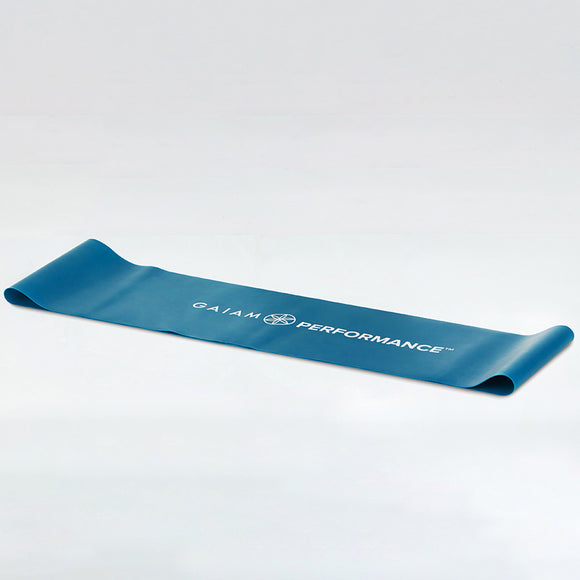 Gaiam Performance Flat Band Loop - Tone Up (3-5kg)