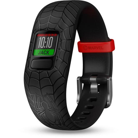 Garmin Vivofit Jr 2 (Spiderman - Black)