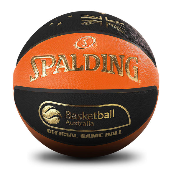 Spalding TF-Elite Basketball Australia Game Ball Size 7