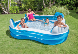 Intex Swim Centre Family Lounge Pool