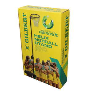 Gilbert Diamonds Helix Netball Stand