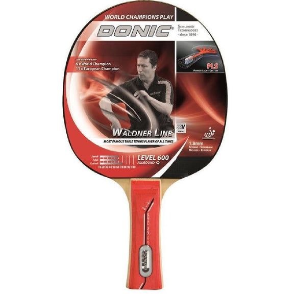 Donic Schildkrot Waldner Level 600 Table Tennis Bat