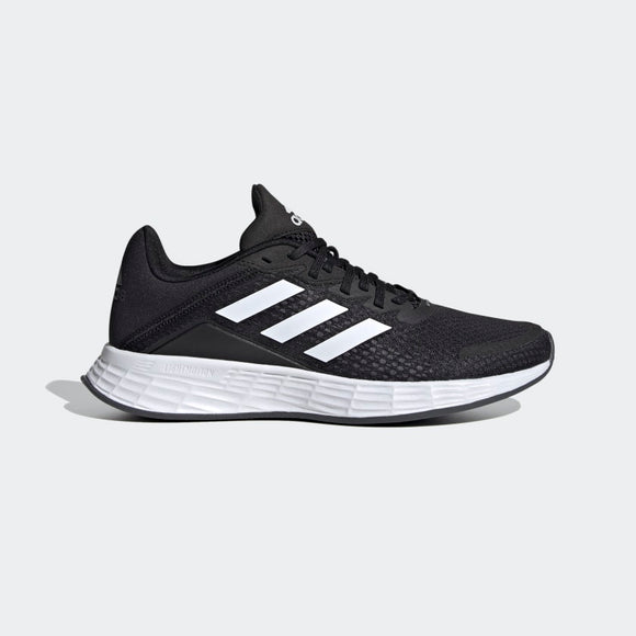 Adidas Duramo SL Shoes - Core Black / Cloud White / Grey Six