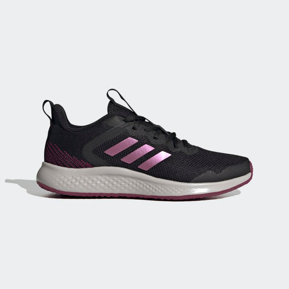 Adidas FluidStreet Shoes Black/Cherry Metallic/Power Berry