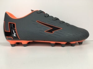 Kids Sfida Velocity Boots Grey/Orange