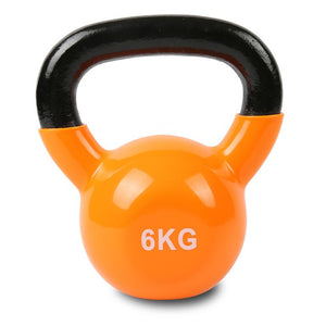 Buffalo Sports Cast Iron Kettlebells 4kg-20kg - Click to Select Weight