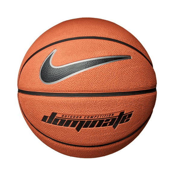 Nike Dominate 8P Basketball - Size 6 - Amber