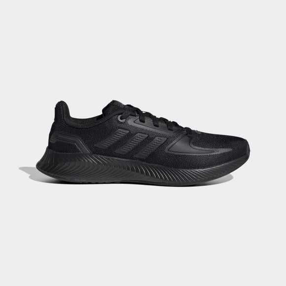 Adidas Kids' Runfalcon 2.0 - Core Black / Core Black / Grey Six