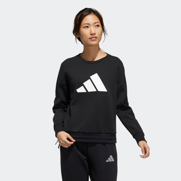 Adidas Ladies Sweater - Black