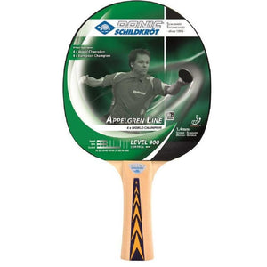Donic Schildkrot Appelgren Line Level 400 Table Tennis Bat