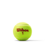 Wilson US Open Red Tournament 3 Ball Can