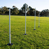Sherrin Goal Posts with Carry Bag