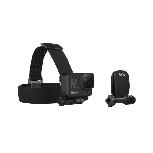 GoPro Head Strap & Quickclip