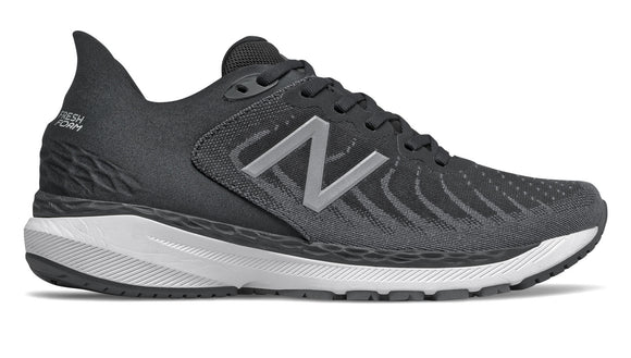 New Balance Fresh Foam 860v11 White/Black/Phantom (Mens)