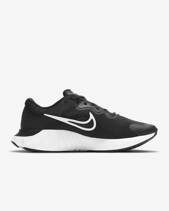 Nike Renew Run 2 Men's Running Shoe - Black/White