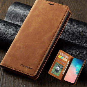 Wallet Case For Samsung-Premium Selection
