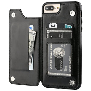Wallet Case For iPhone -Premium Selection