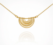 Load image into Gallery viewer, TEMPLE OF THE SUN - Baye Necklace