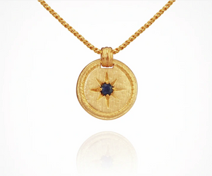TEMPLE OF THE SUN - Stella Necklace