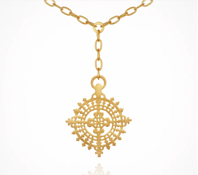 TEMPLE OF THE SUN - Anki Necklace