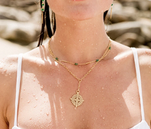 Load image into Gallery viewer, TEMPLE OF THE SUN - Anki Necklace
