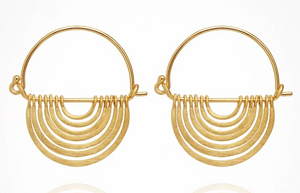 TEMPLE OF THE SUN - Baye Earrings
