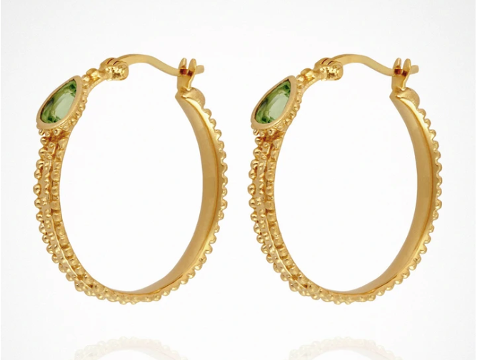 TEMPLE OF THE SUN - Gigi Hoops