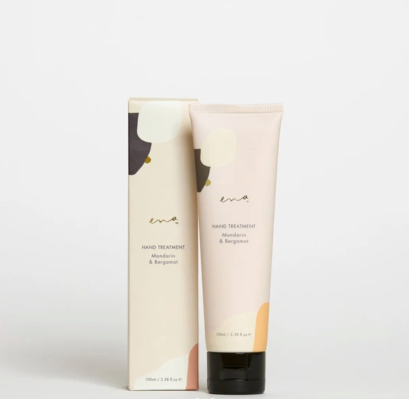 ENA:HAND TREATMENT- Mandarin & Bergamot 100ml