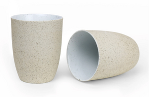 Granite Latte Cup 2-Pack (Various Colours)