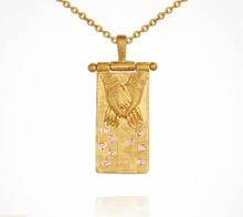 Load image into Gallery viewer, TEMPLE OF THE SUN- Juna Necklace