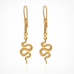 TEMPLE OF THE SUN: CAMILA earrings - GOLD