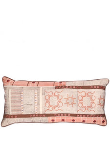 Balkan - pink cushion