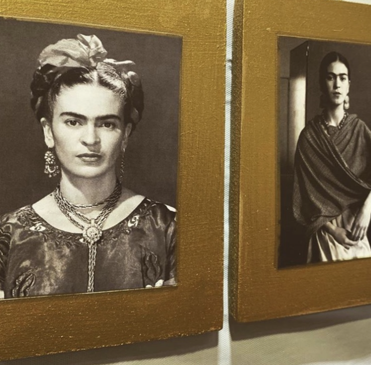 FRIDA KHALO mini frame set
