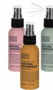 NOOSA BASICS: Spray deodorant