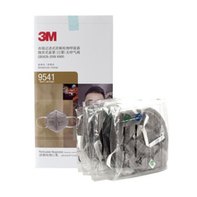 Load image into Gallery viewer, 3M 9541 - 25 KN95 masks (Ear Loops)