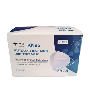 Couples pack - 10 KN95 masks