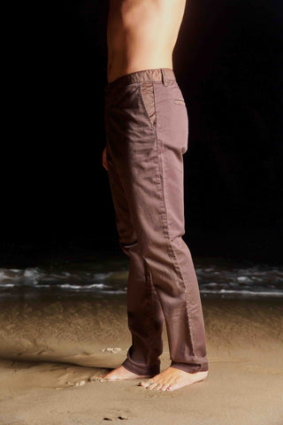 Summer Layer Chino (brown/brown)