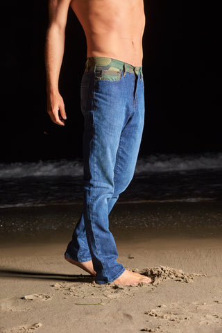 Beach Layer Denim (blue/camo)