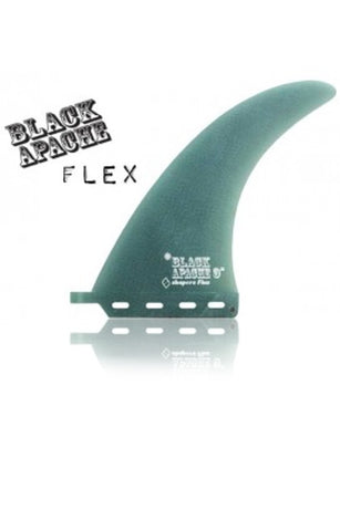 "Black APACHE 9"" Volan Flex Box Fin"