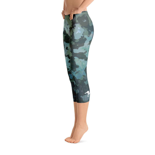 O.U.R. Outdoors Camo All Day Comfort Capri Leggings