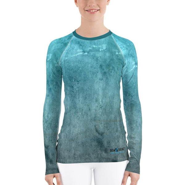 Oceanic Sea Skinz Performance Rash Guard UPF 40+