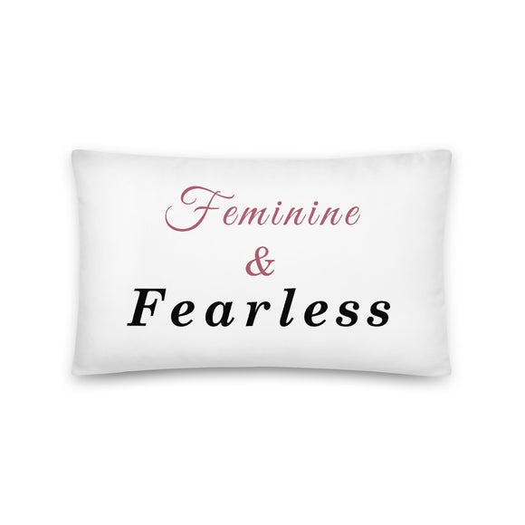 Fearless Pillows
