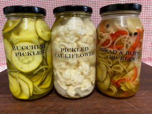 Pickles, Relishes & Chutneys