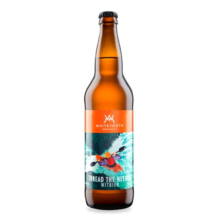 THREAD THE NEEDLE WITBIER Individual 650ml Bottle