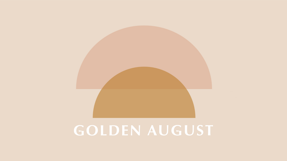 Gift Cards - Golden August