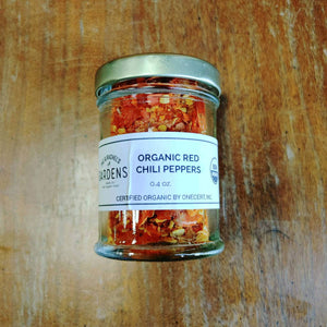 Organic Red Chili Peppers