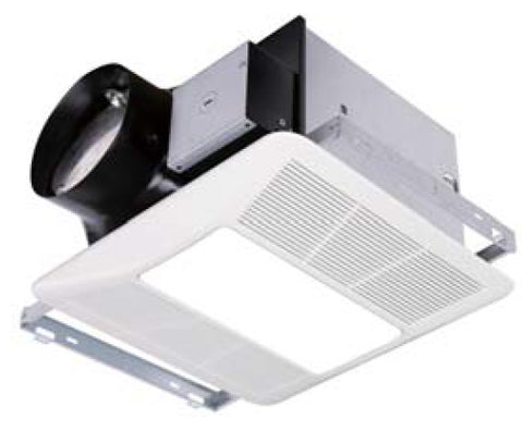 120 CFM / 0.3 Sone / LED Light & Night Light / EZ Install